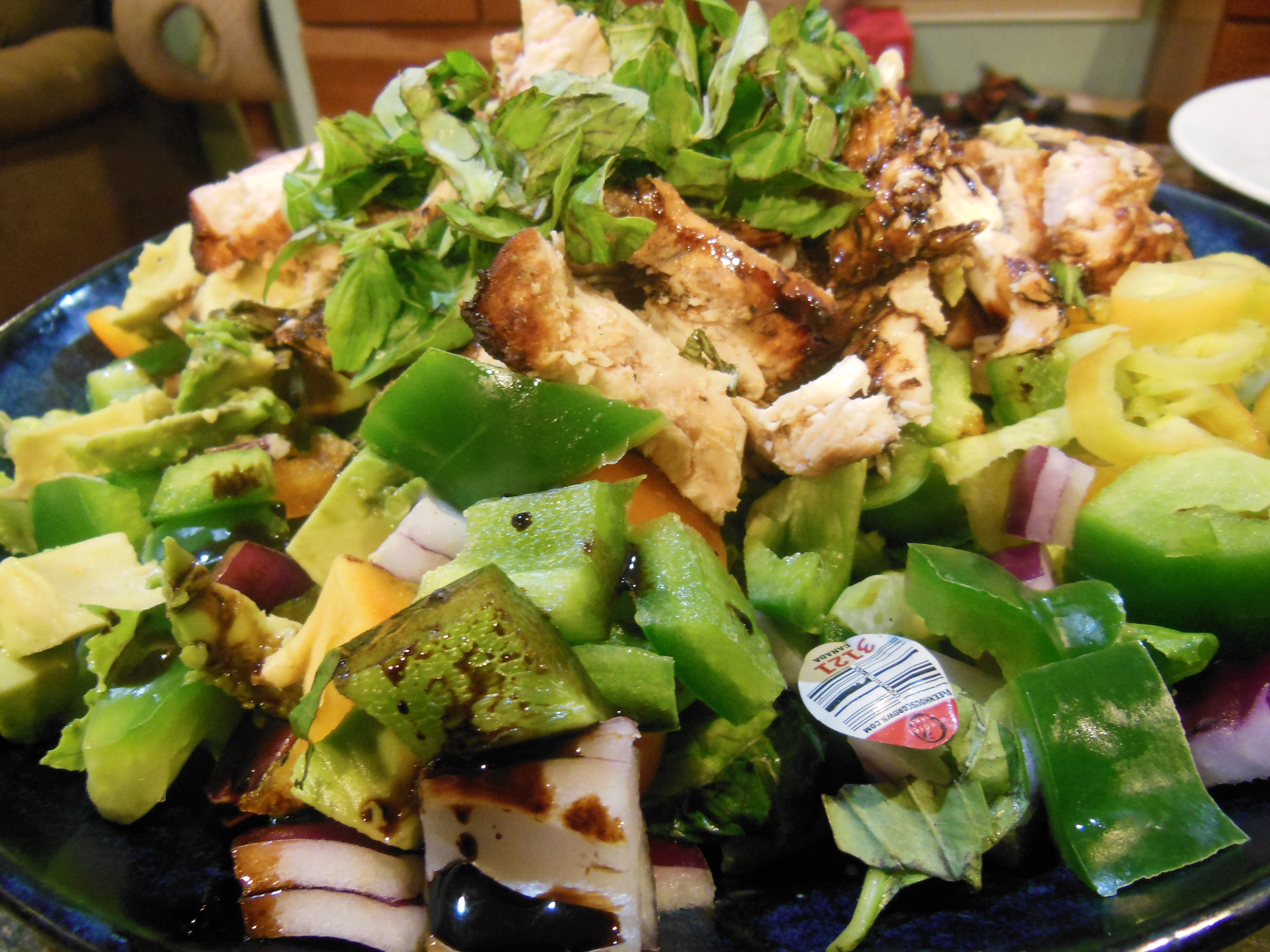 caesar salad | The Primal Smoke