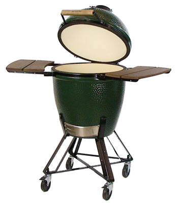 wooden table plans a large green egg